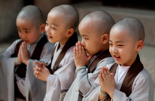 little-monks