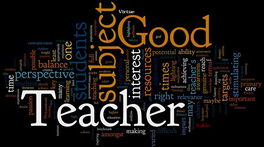 How to pick a good teacher - Well Happy Peaceful